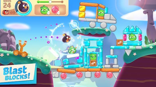 Angry Birds Journey MOD APK for Android IOS Download