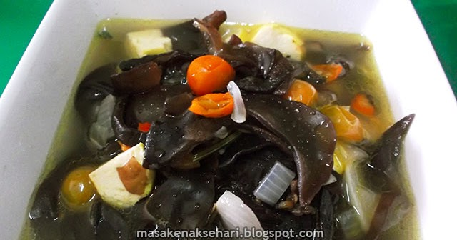 Image Result For Resep Masakan Jamur Berkuah