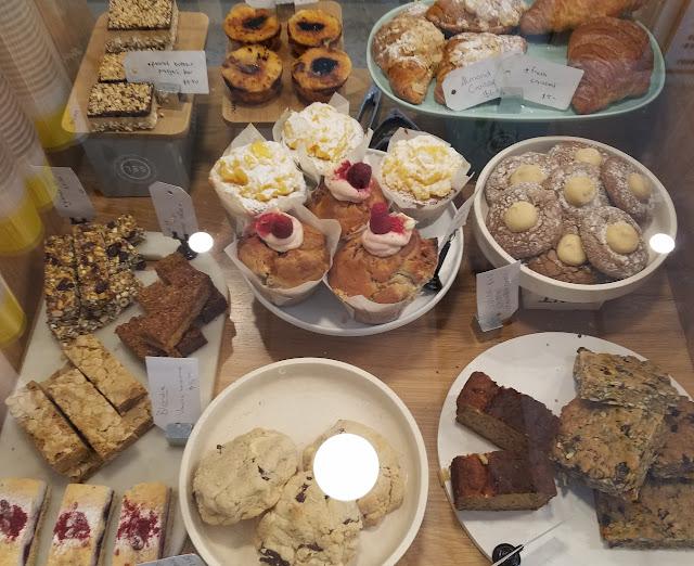 Lorna, Ferntree Gully, baked treats
