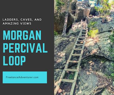 Morgan Percival Loop has ladders, caves and amazing views