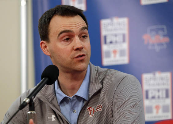 Phillies and Matt Klentak have some tough decisions ahead
