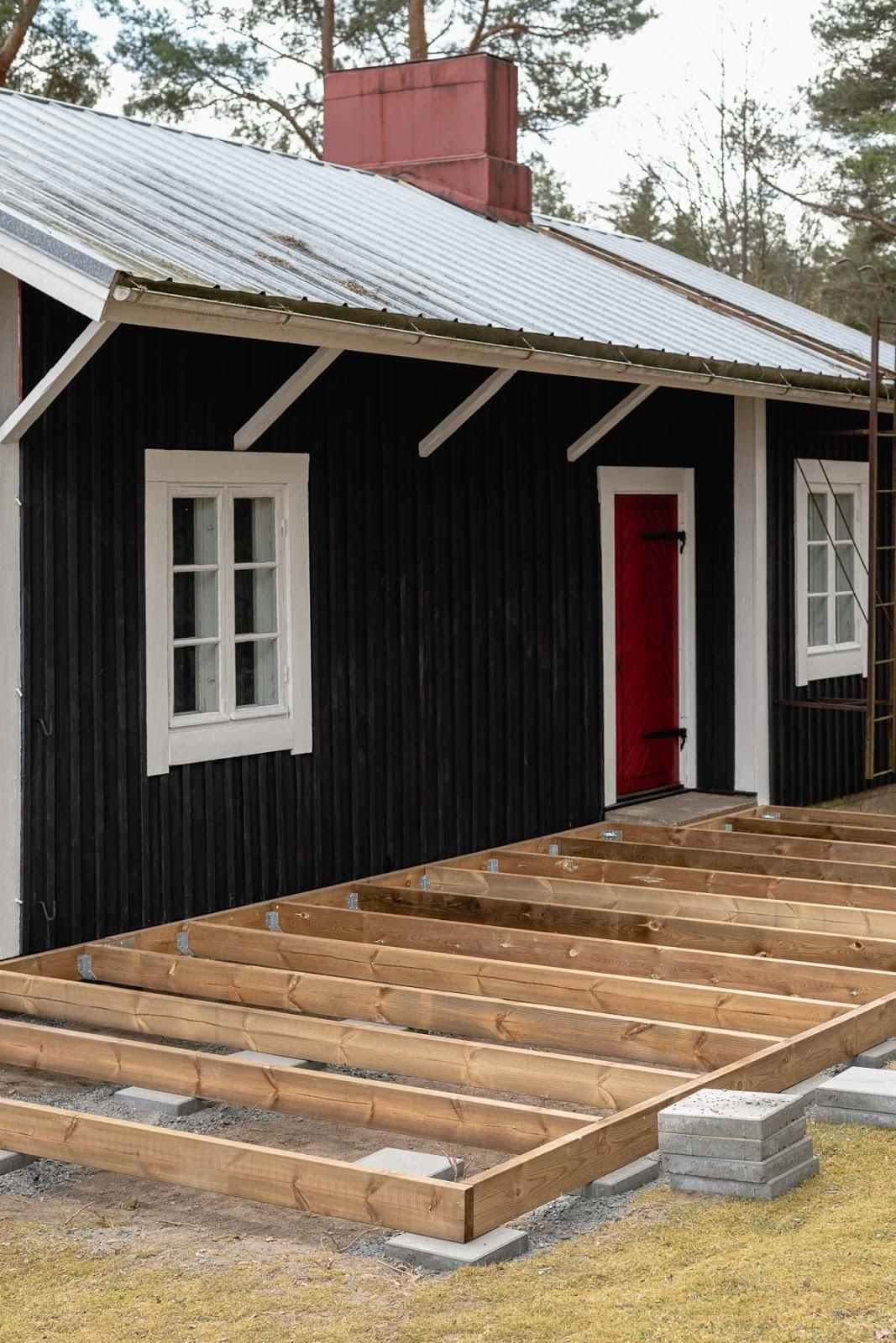 pation perustukset pation rakenne