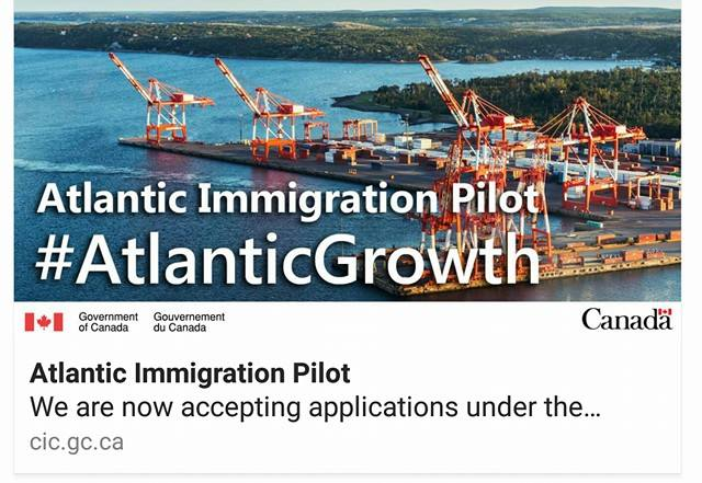 Atlantic Immigration Pilot Applications Are Now Being Accepted!