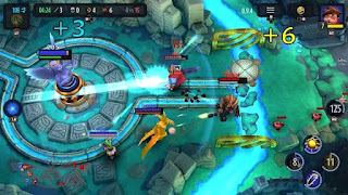Heroes of SoulCraft - MOBA V1.6.3 APK + Data For Android