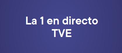 Televisión Online De España Ver Canales Hd La 1 En Directo Tve