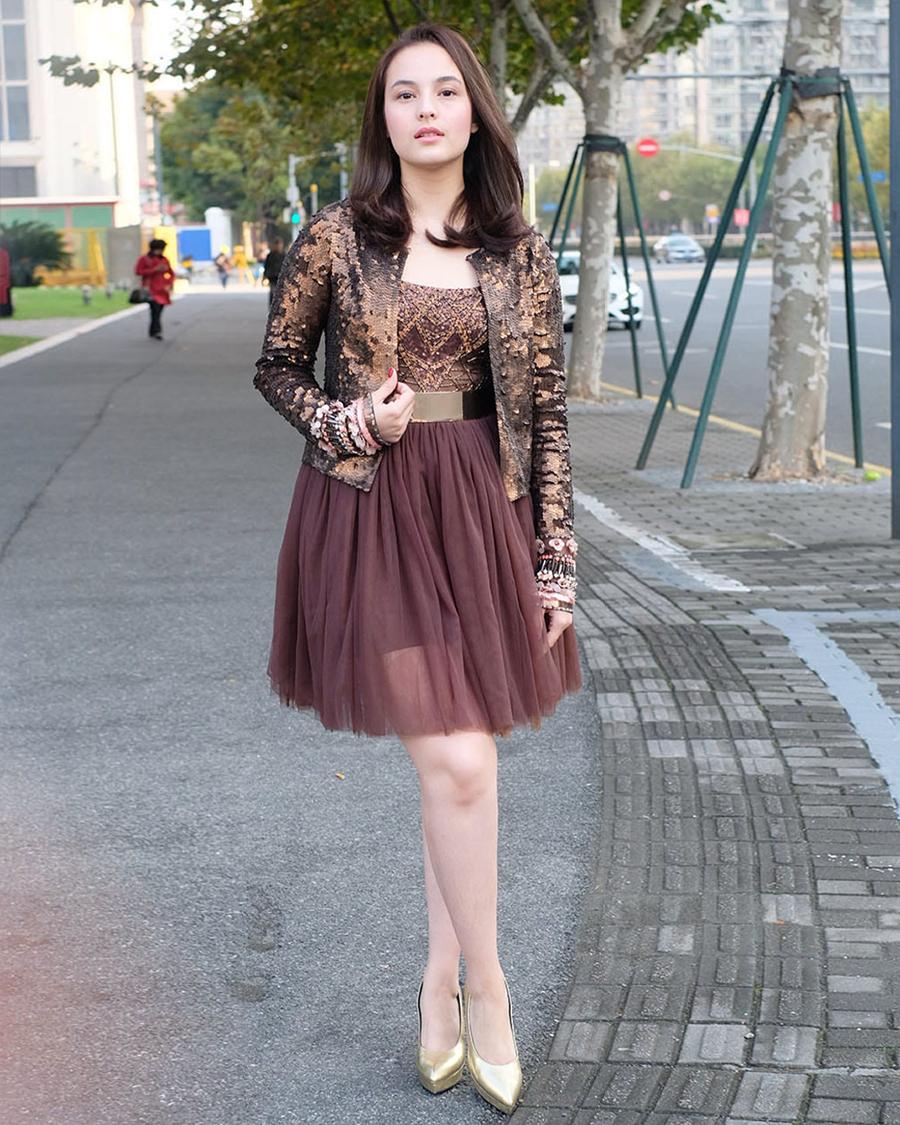 Foto Chelsea Islan cewek imut manis dan seksi hot