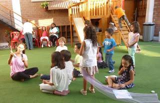 El teatro y los niños