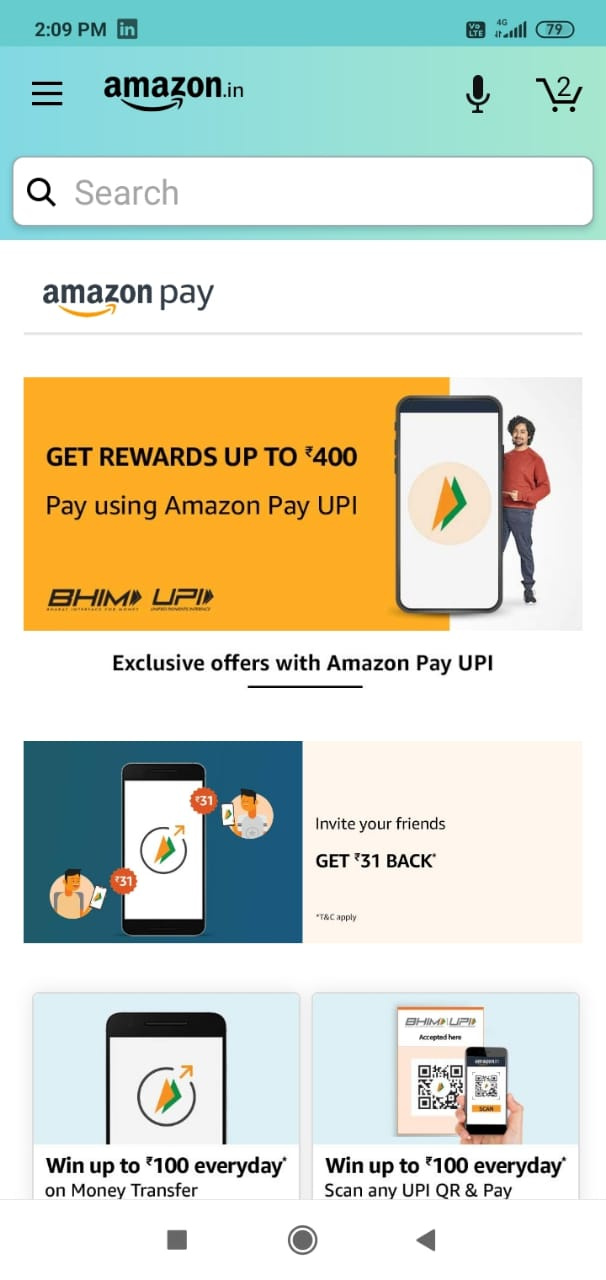 Amazon Loot Sale – Get upto 100% Cashback on Recharges & Bill Payments