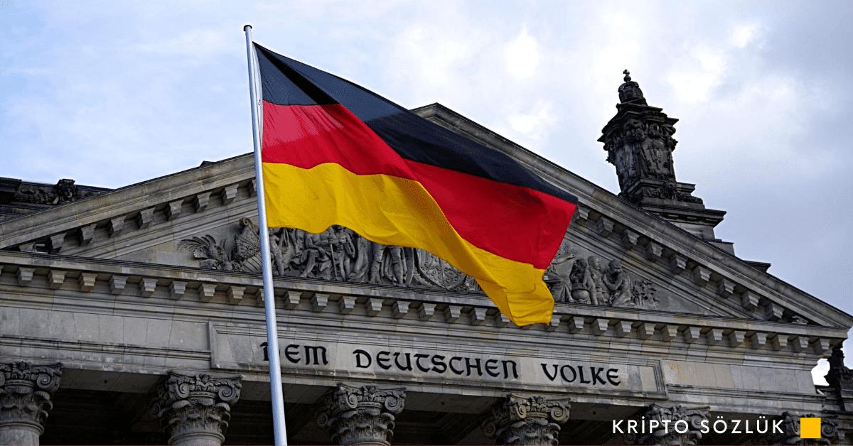 Almanya'dan Blockchain Hamlesi!