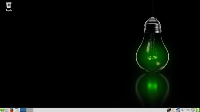 OpenSUSE Desktop Image