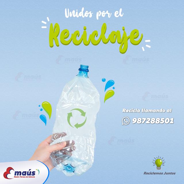 Unidos por el reciclaje en Lima