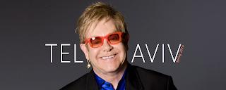 Pedido de lealdade a Elton John é delírio