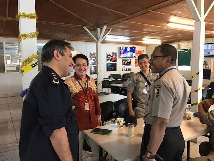 Dede Farhan Aulawi, Peran Polri Dalam Misi Internasional Mengharumkan Indonesia