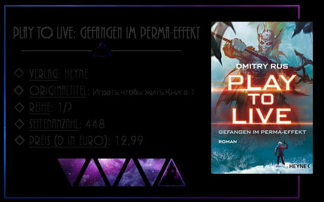 [Rezension: Play to live: gefangen im Perma-Effekt - Dmitry Rus