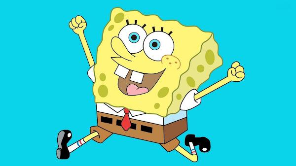download wallpaper spongebob
