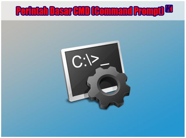 Mengenal Perintah Dasar Jaringan Pada Command Promt (CMD)