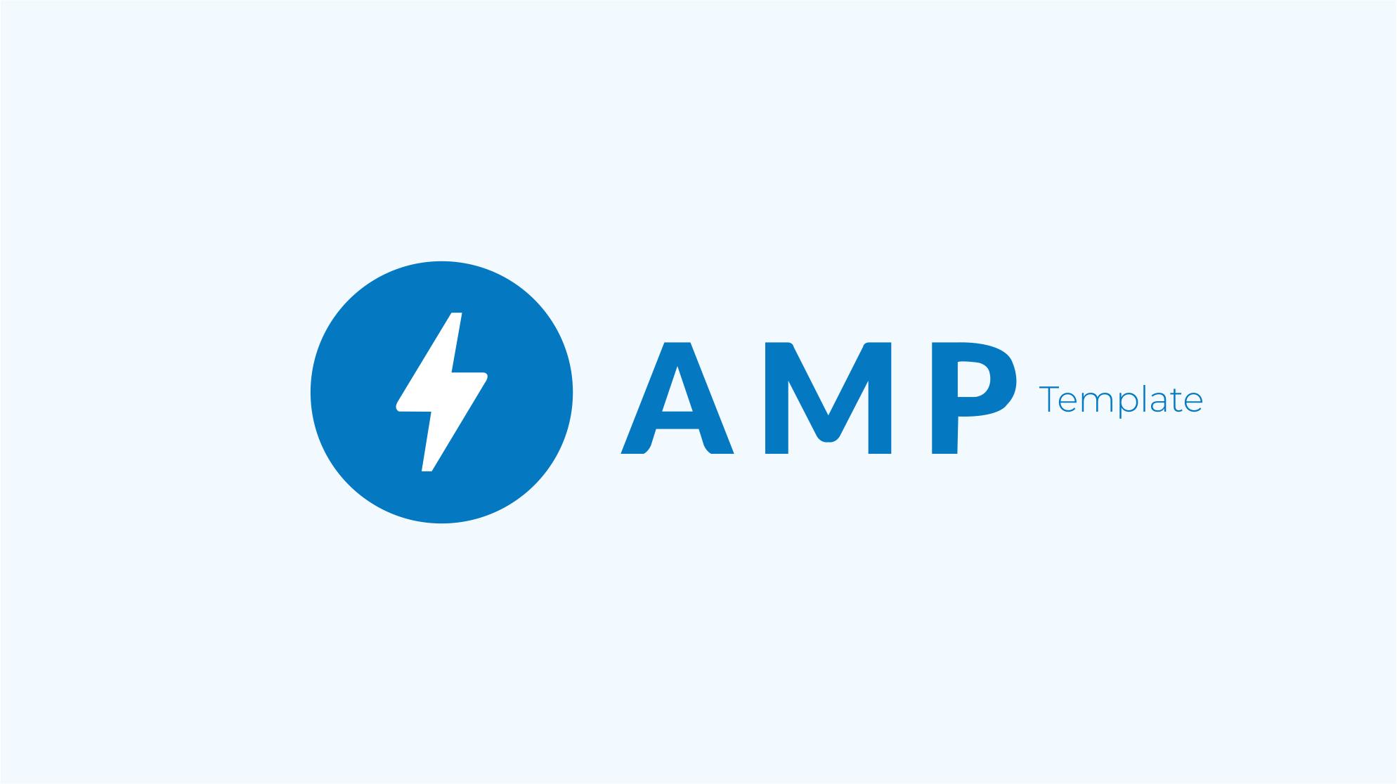 11 Template Blogger AMP HTML Terbaik