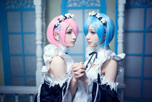Cosplay Re Freshmen from a Different Life