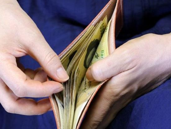 Bawa Uang Pas