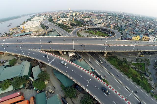 Cơ sở hạ tầng hoàn thiện là yếu tố giúp bất động sản phía đông, nam Hà Nội trỗi dậy