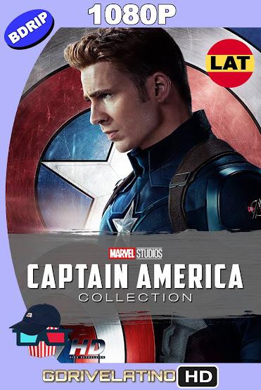 Capitán América Colección (2011-2016) BDRip 1080p Latino-Ingles MKV