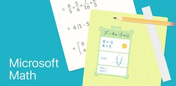 Microsoft Math Solver app has been released as an app-in-one solution to solve mathematical problems on Android or iOS devices