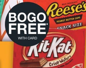 BOGO FREE Candy CVS Coupon Deals 10-27-11-2