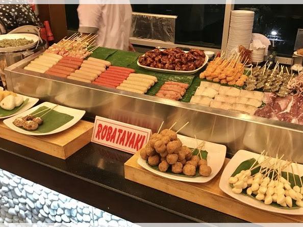Makan Enak Sepuasnya di Hanamasa PIM