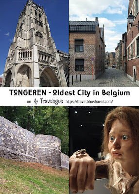 Oldest City in Belgium Tongeren Pinterest