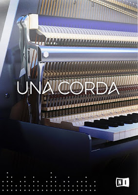 Cover Box Native Instruments - Una Corda (KONTAKT)