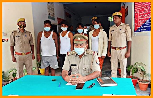 जौनपुर: युवक की मौत में 8 लोगो पर गैर इरादतन हत्या का मुकदमा