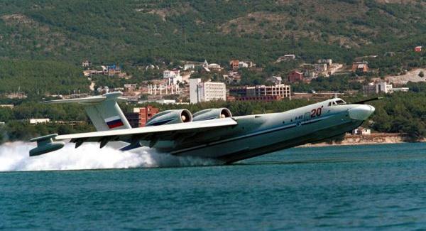 Pesawat amfibi A-40