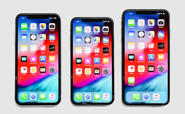 Review 3 Smartphone Apple Terbaru 2019, Iphone XR, XS, dan XS Max