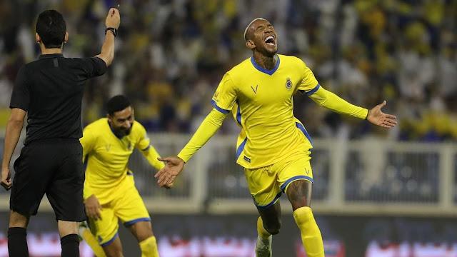 ملخص اهداف مباراة النصر وابها (3-1) الدوري السعودي
