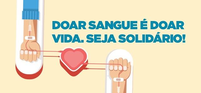 Hospitais de Goiás reforçam a importância da doação de sangue na 'live' Amor Cantado