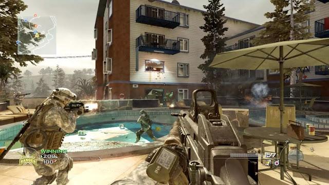 Imagem do Call of Duty: Modern Warfare 2