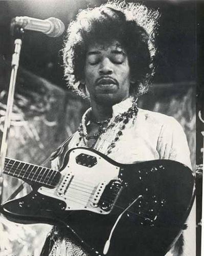 The Unique Guitar Blog The Many Guitars Of Jimi Hendrix