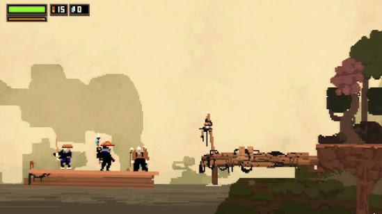 Olija video game snapshot