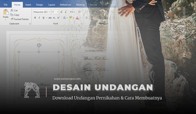 Download-Undangan-Pernikahan-Simple-Elegan-Word-dan-Cara-Membuatnya