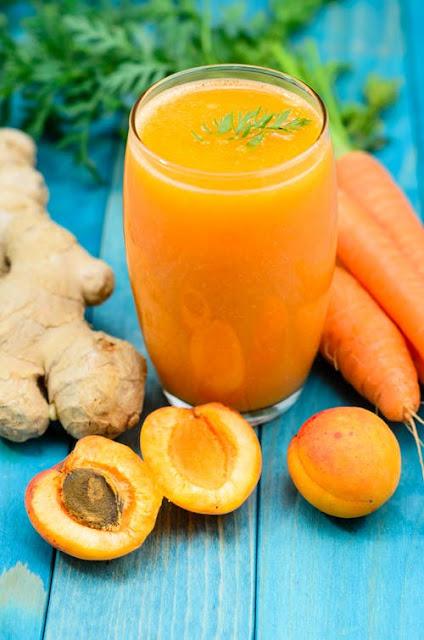 تعرفى على عصير البرتقال مع الجزر لرفع المناعة والوقاية من الامراض