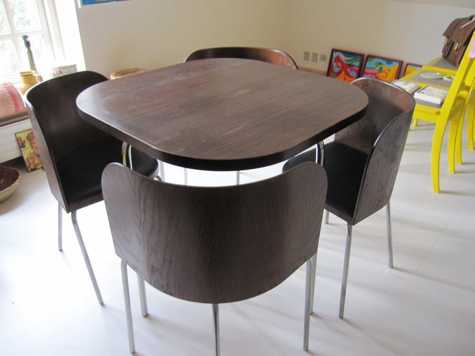 spisebord m stole Fantast fabrikken: Ikea spisebord med fire stole. spisebord m stole
