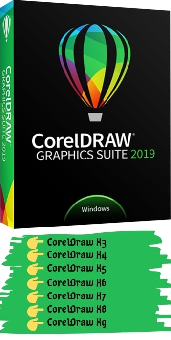 CorelDRAW X9 Free Download Full Version, CorelDRAW X3 Free Download Full Version, CorelDRAW X4 Free Download Full Version