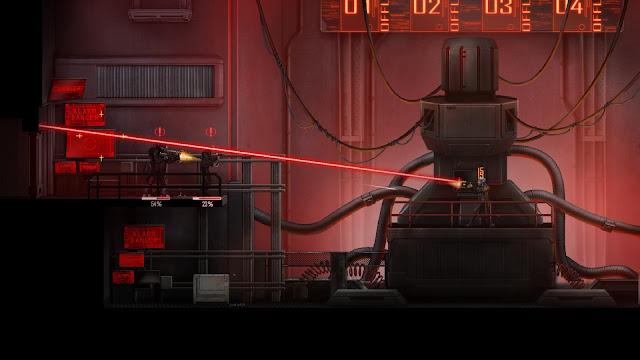A firefight in Dex