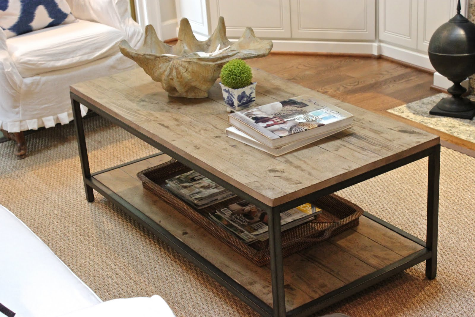 ballard designs bornova coffee table  woodworktips