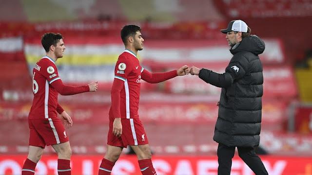 Liverpool is in good hands - Jürgen Klopp