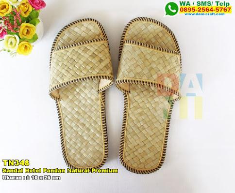 Sandal Hotel Pandan Natural Premium