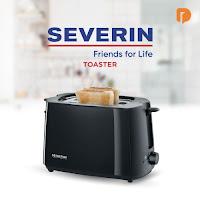 Dusdusan Severin Automatic Toaster Basic ANDHIMIND