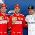 Vettel surpreende e comanda dobradinha da Ferrari em treino classificatório