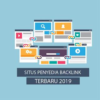 Situs Penyedia Backlink Gratis Terbaru 2019