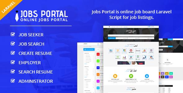 Jobs Portal - Job Board Laravel Script. TechSter.XYZ